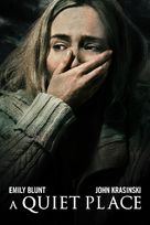 A Quiet Place - Lebanese Movie Cover (xs thumbnail)