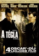 The Departed - Hungarian DVD movie cover (xs thumbnail)