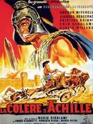 L'ira di Achille - French Movie Poster (xs thumbnail)