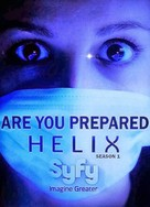 """""""Helix"""" - DVD movie cover (xs thumbnail)"""