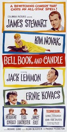 Bell Book and Candle - Movie Poster (xs thumbnail)