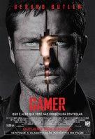 Gamer - Brazilian Movie Poster (xs thumbnail)
