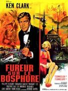 Agente 077 dall'oriente con furore - French Movie Poster (xs thumbnail)
