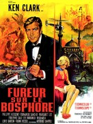 Agente 077 dall'oriente con furore - French Movie Poster (xs thumbnail)