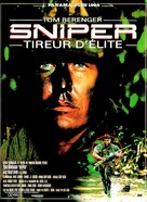 Sniper - French Movie Poster (xs thumbnail)