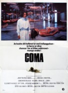 Coma - Danish Movie Poster (xs thumbnail)