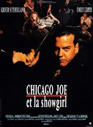 Chicago Joe and the Showgirl - French Movie Poster (xs thumbnail)