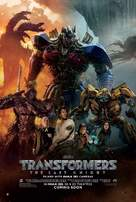 Transformers: The Last Knight - Movie Poster (xs thumbnail)