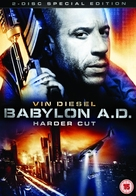 Babylon A.D. - British Movie Cover (xs thumbnail)