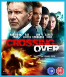 Crossing Over - British Blu-Ray movie cover (xs thumbnail)
