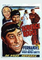 Auberge rouge, L' - Belgian Movie Poster (xs thumbnail)