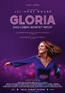 Gloria Bell - German Movie Poster (xs thumbnail)