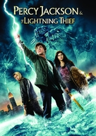 Percy Jackson & the Olympians: The Lightning Thief - DVD cover (xs thumbnail)