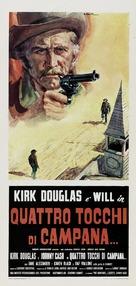 A Gunfight - Italian Movie Poster (xs thumbnail)