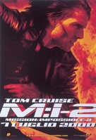 Mission: Impossible II - Italian Theatrical poster (xs thumbnail)
