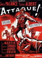 Attack - French Movie Poster (xs thumbnail)