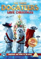 The Three Dogateers - British DVD cover (xs thumbnail)