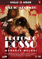 Profondo rosso - Danish Movie Cover (xs thumbnail)
