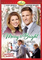 Merry & Bright - DVD movie cover (xs thumbnail)