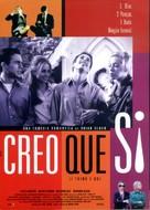 I Think I Do - Spanish Movie Poster (xs thumbnail)