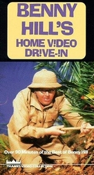 """""""The Benny Hill Show"""" - British VHS movie cover (xs thumbnail)"""