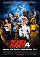Scary Movie 4 - Spanish Movie Poster (xs thumbnail)