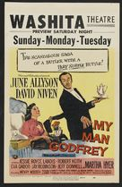 My Man Godfrey - Theatrical poster (xs thumbnail)