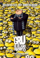 Despicable Me - Spanish Movie Poster (xs thumbnail)