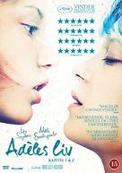La vie d'Adèle - Danish DVD movie cover (xs thumbnail)