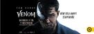 Venom - Hungarian poster (xs thumbnail)