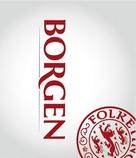 """Borgen"" - Danish Logo (xs thumbnail)"