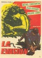 Le trou - Spanish Movie Poster (xs thumbnail)