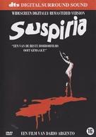 Suspiria - Belgian Movie Cover (xs thumbnail)