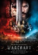 Warcraft - Austrian Movie Poster (xs thumbnail)