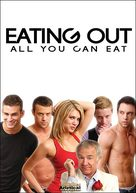 Eating Out: All You Can Eat - DVD cover (xs thumbnail)