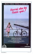 Wish You Were Here - Italian Movie Poster (xs thumbnail)