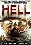 Hell - DVD cover (xs thumbnail)