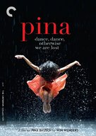 Pina - DVD cover (xs thumbnail)