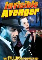 The Invisible Avenger - DVD cover (xs thumbnail)