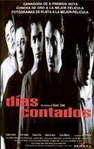 Días contados - Spanish poster (xs thumbnail)