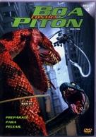 Boa vs. Python - Argentinian DVD cover (xs thumbnail)