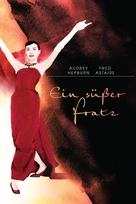 Funny Face - German DVD cover (xs thumbnail)