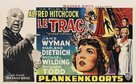 Stage Fright - Belgian Movie Poster (xs thumbnail)