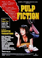 Pulp Fiction - Italian Movie Poster (xs thumbnail)