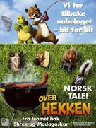Over the Hedge - Norwegian Movie Poster (xs thumbnail)