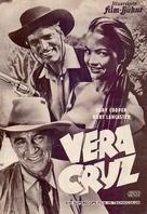 Vera Cruz - German poster (xs thumbnail)