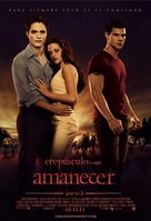 The Twilight Saga: Breaking Dawn - Part 1 - Mexican Movie Poster (xs thumbnail)