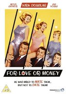 For Love or Money - British Movie Cover (xs thumbnail)