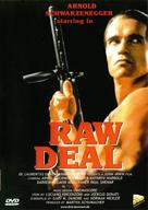 Raw Deal - Swedish Movie Cover (xs thumbnail)