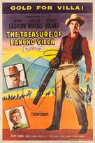 The Treasure of Pancho Villa - Movie Poster (xs thumbnail)